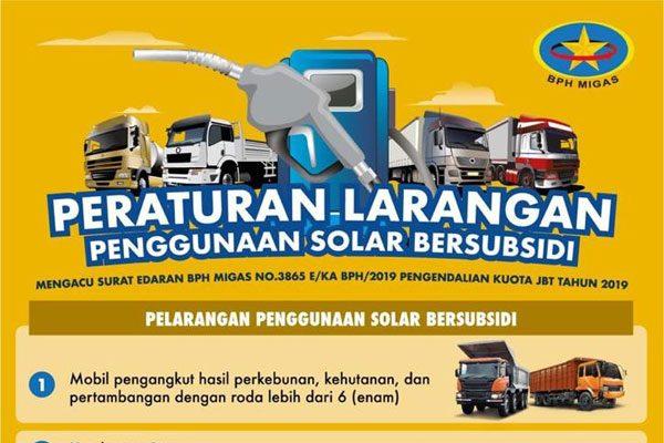 Ilc Pertanyakan Pembatasan Bbm Subsidi Jenis Solar Oleh